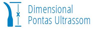 Dimensional da Ponta: PCU-S